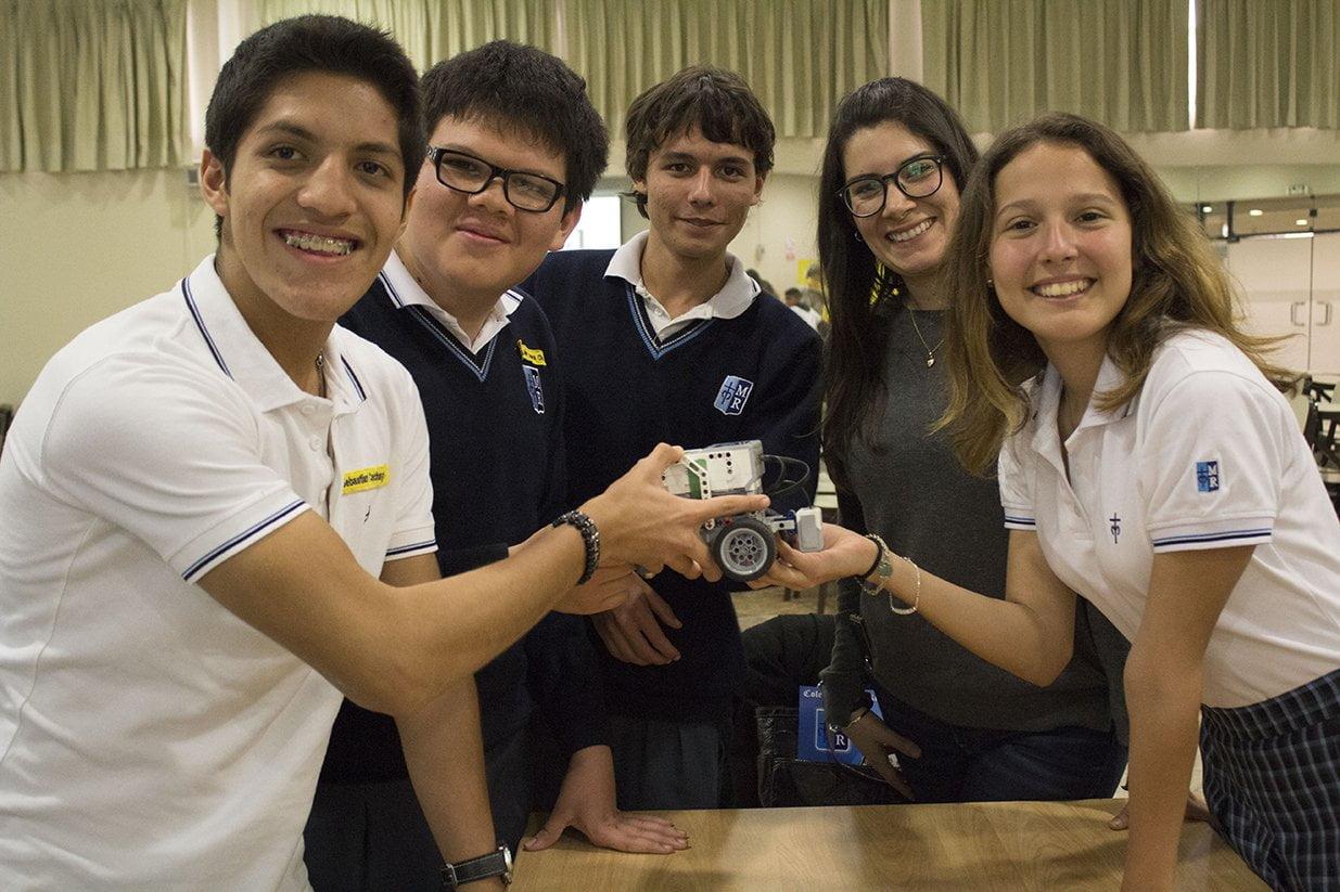 USMP organiza torneo interescolar de Robótica en alianza con Lego Education Perú