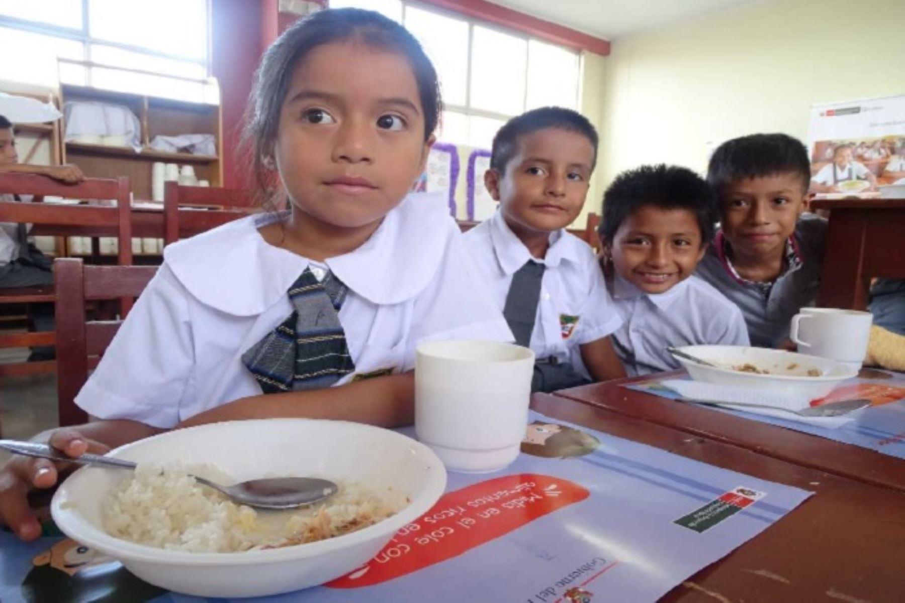 Alimentación saludable en niños