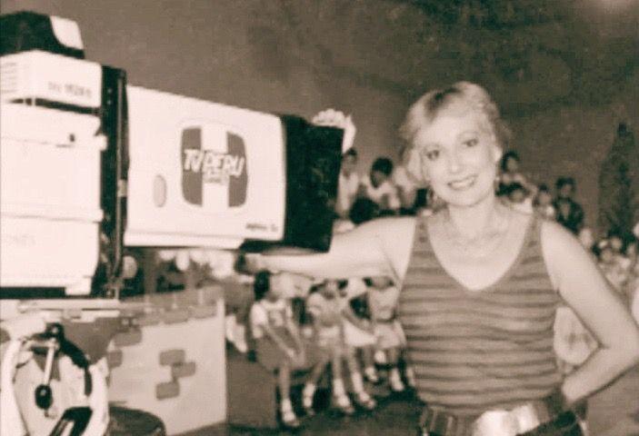 Mirtha Patiño, pionera de los programas infantiles en Perú, falleció hoy