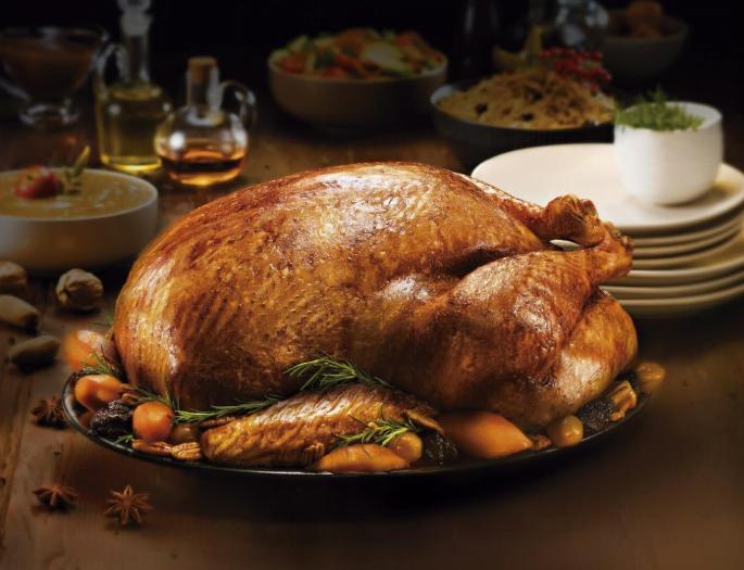 Navidad: Cinco beneficios del consumo de pavo en el organismo