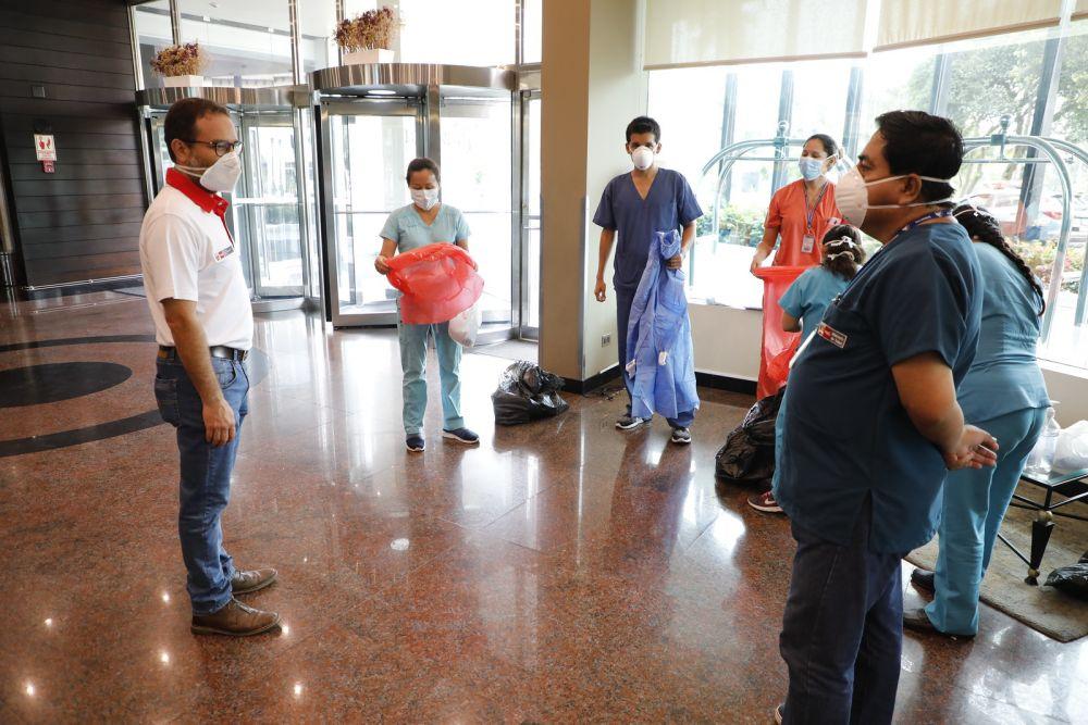 Mincetur: 5585 peruanos repatriados cumplieron cuarentena en hoteles