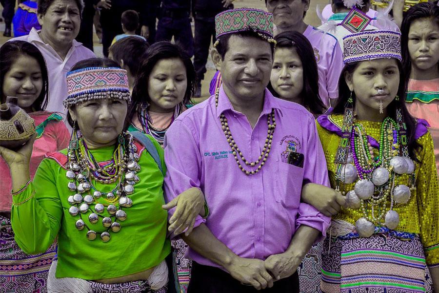 Líder indígena Silvio Valles Lomas falleció por Covid-19