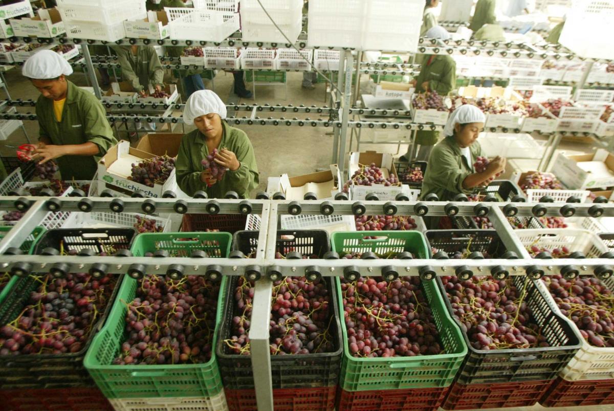 Las exportaciones regionales caen -9.8% en primer trimestre del año