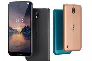 Nokia 1.3, con Camera Go y HD+ llegó al Perú y este es su precio