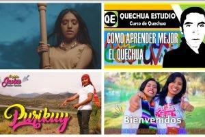 YouTube: Conoce a los creadores peruanos que hacen contenido en quechua