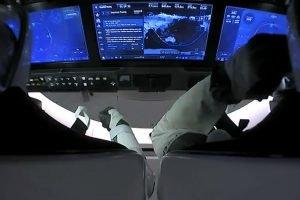 Cápsula de SpaceX regresa a la Tierra tras dejar Estación Espacial Internacional
