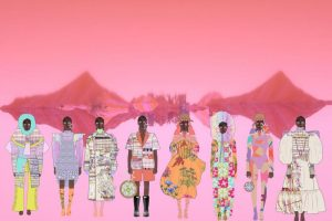Diseñadora peruana Annaiss Yucra presenta su colección Pachamama en Guatemala
