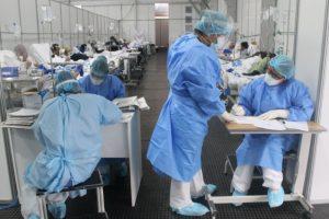 Respira Perú entrega 600 ventiladores mecánicos a EsSalud