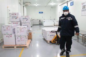 Segunda dosis de la vacuna contra la COVID-19 se distribuye en Lima y Callao según Minsa