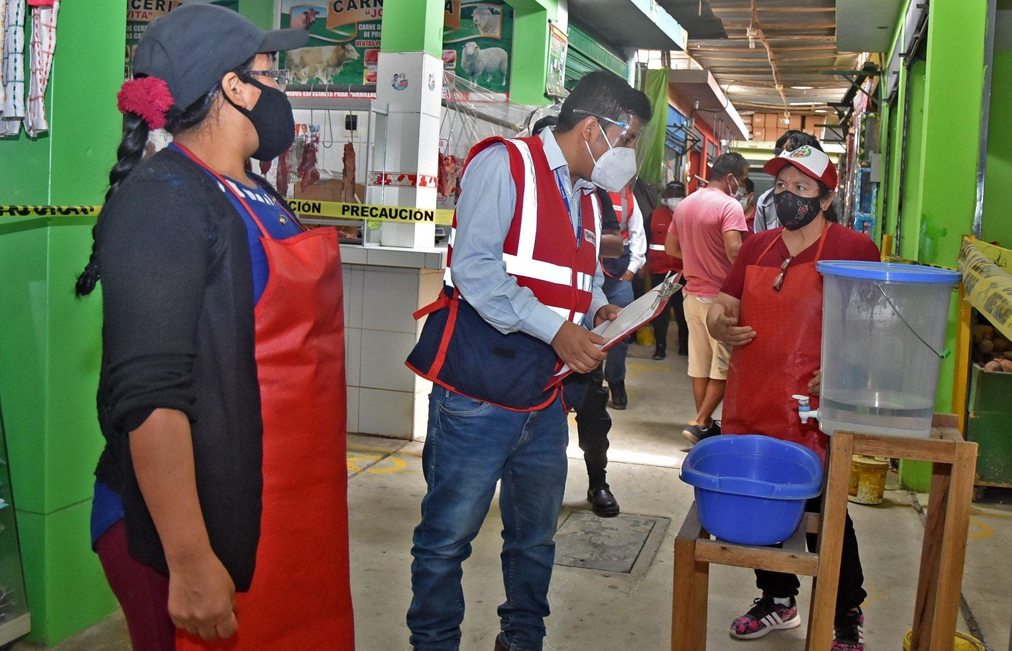 Trabajadores y Sunafil