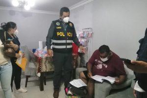 Desarticularon organización criminal de policías que extorsionaban a informales y transportistas