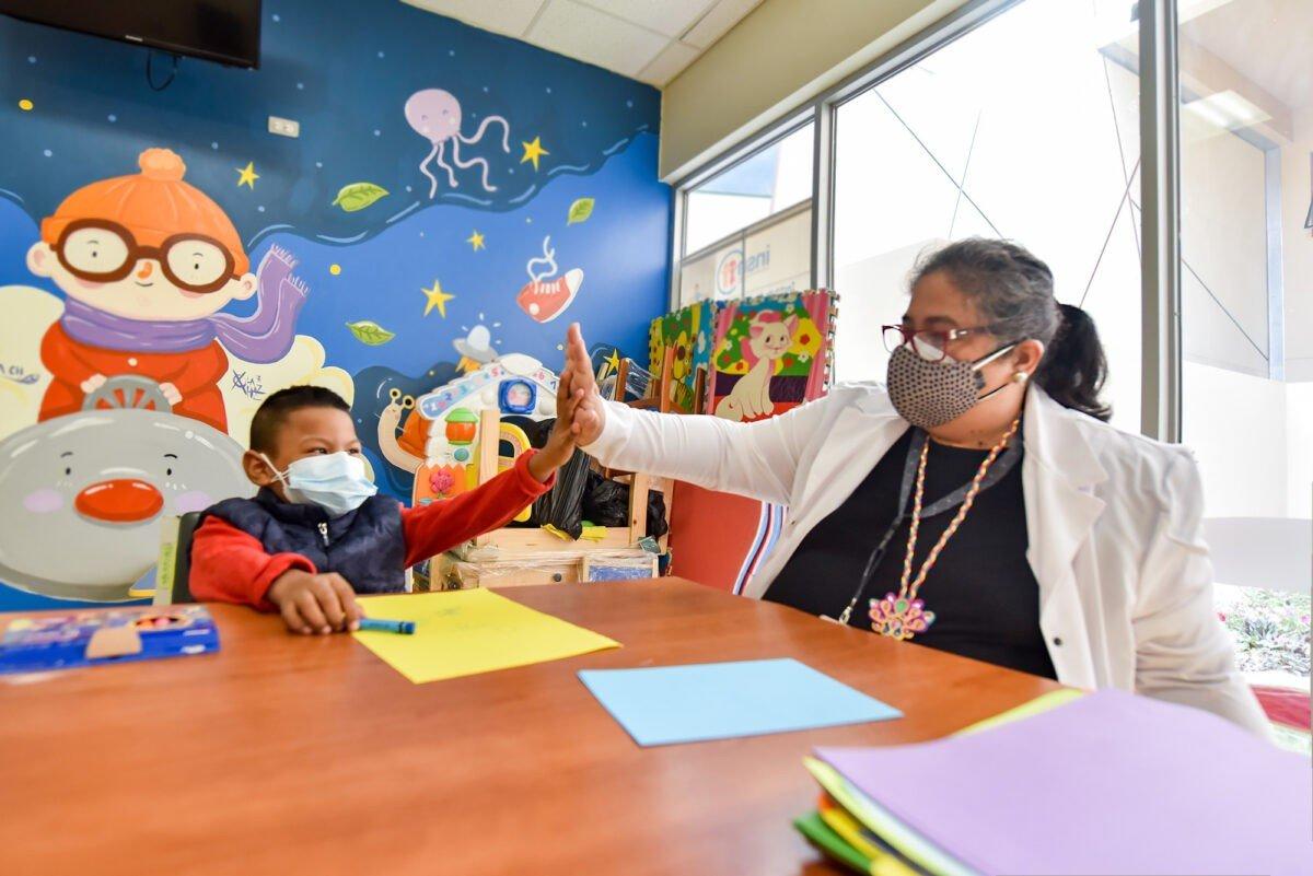 Ansiedad y depresión en niños aumenta en pandemia